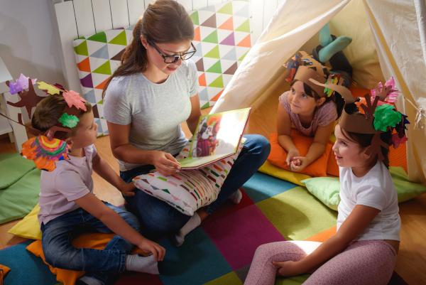 hábitos de lectura infantil y primaria